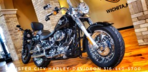 2014 Harley-Davidson® Fat Boy® : FLSTF for sale near Wichita, KS thumb 1