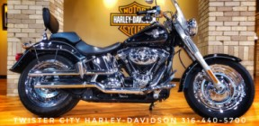 2014 Harley-Davidson® Fat Boy® : FLSTF for sale near Wichita, KS thumb 2