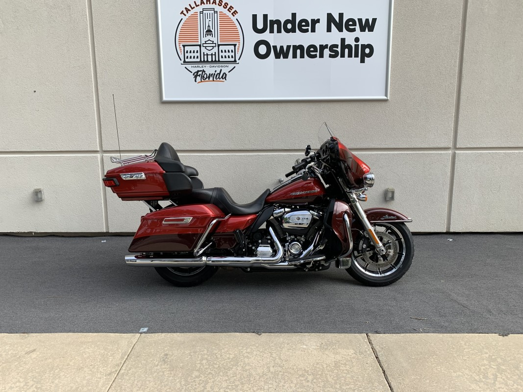 2019 Harley-Davidson® Ultra Limited Low