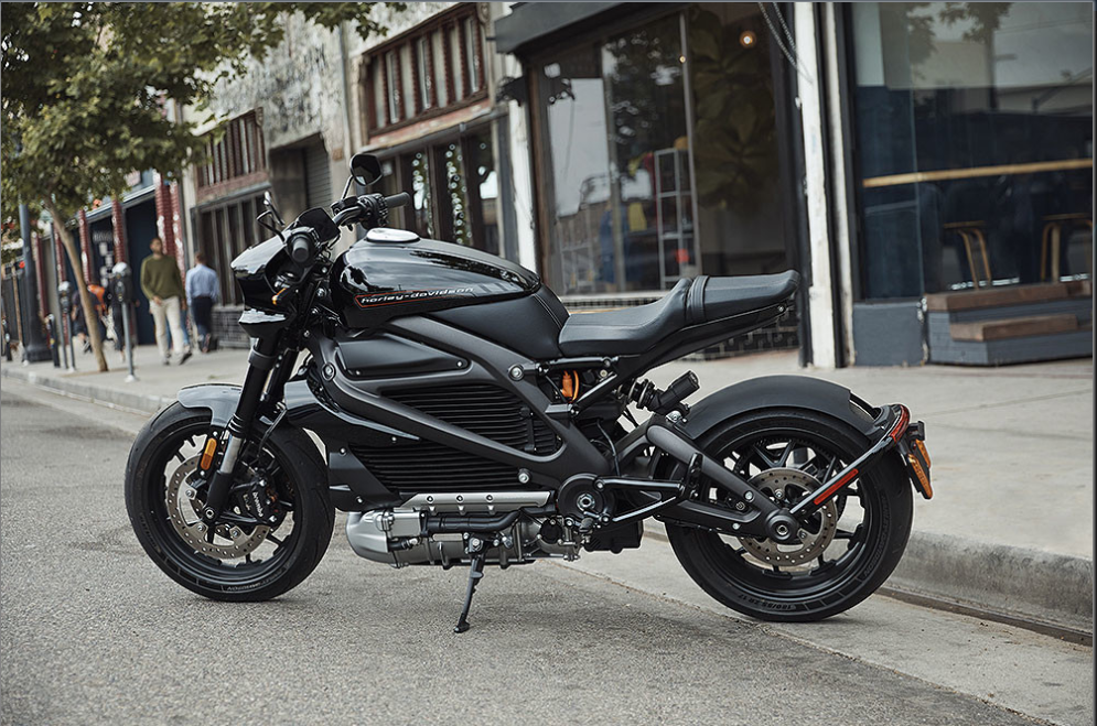 Harley-Davidson electric motorcycles