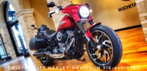 2019 Harley-Davidson® Sport Glide™ : FLSB for sale near Wichita, KS thumb 1