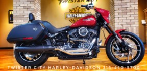 2019 Harley-Davidson® Sport Glide™ : FLSB for sale near Wichita, KS thumb 2