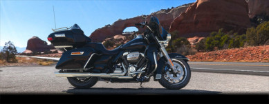 2018 Harley-Davidson® Ultra Limited Low
