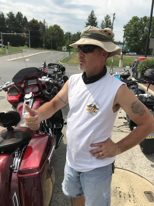 CV HOG Chapter - Chubby's BBQ Ride