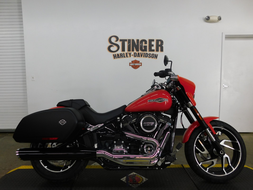 2020 Harley-Davidson Sport Glide FLSB   New Motorcycle For