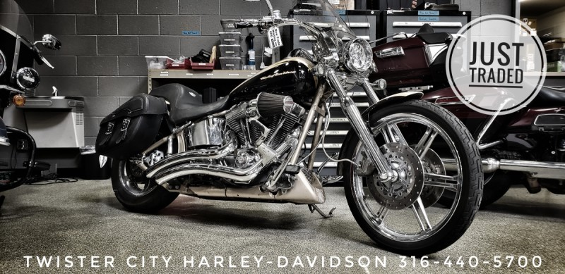 2003 Harley-Davidson® CVO™ Softail® Deuce® : FXSTDSE for sale near Wichita, KS