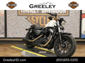 2017 Harley-Davidson Sportster XL1200 Forty-Eight thumb 2