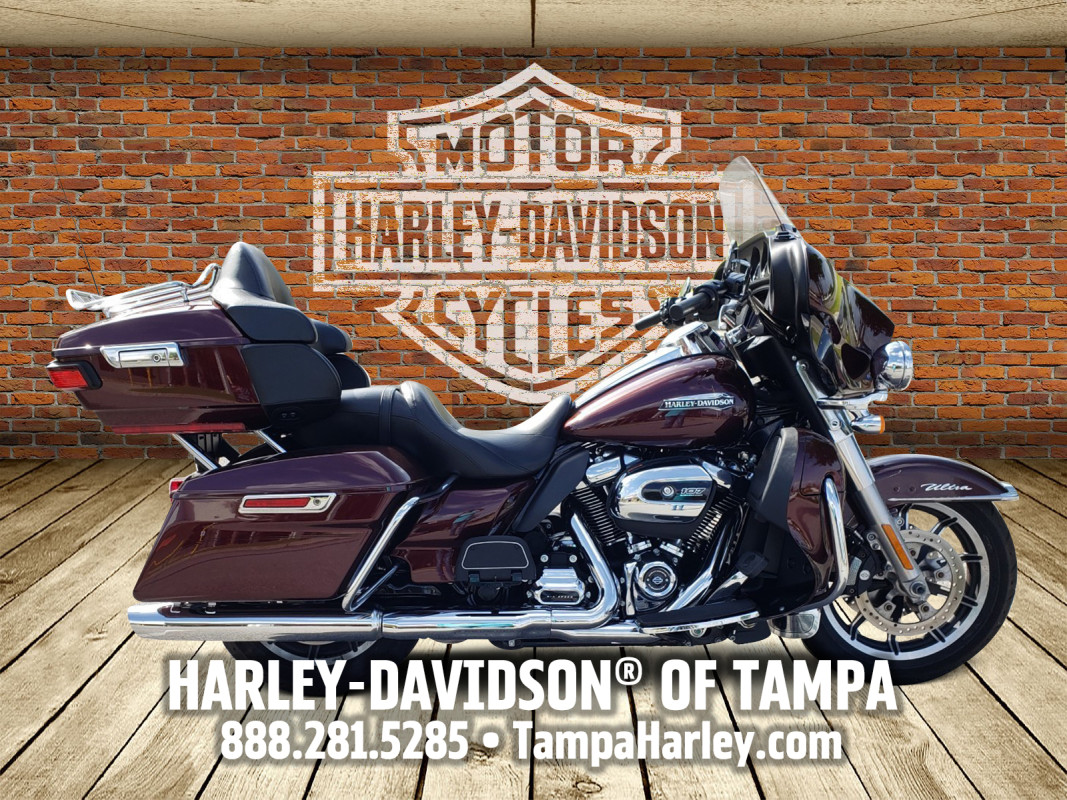 2019 Harley-Davidson<sup>®</sup> Electra Glide<sup>®</sup> Ultra Classic<sup>®</sup>