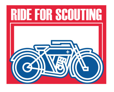 Ride for Scouts