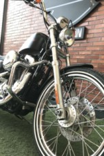 2014 Pre-Owned Sportster Seventy-Two 1200cc thumb 3