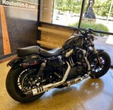Black 2016 Harley-Davidson® Forty-Eight® thumb 1