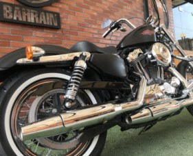 2014 Pre-Owned Sportster Seventy-Two 1200cc thumb 1