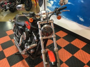 2009 Harley-Davidson® 1200 Custom Mirage Orange Pearl & Vivid Black thumb 3