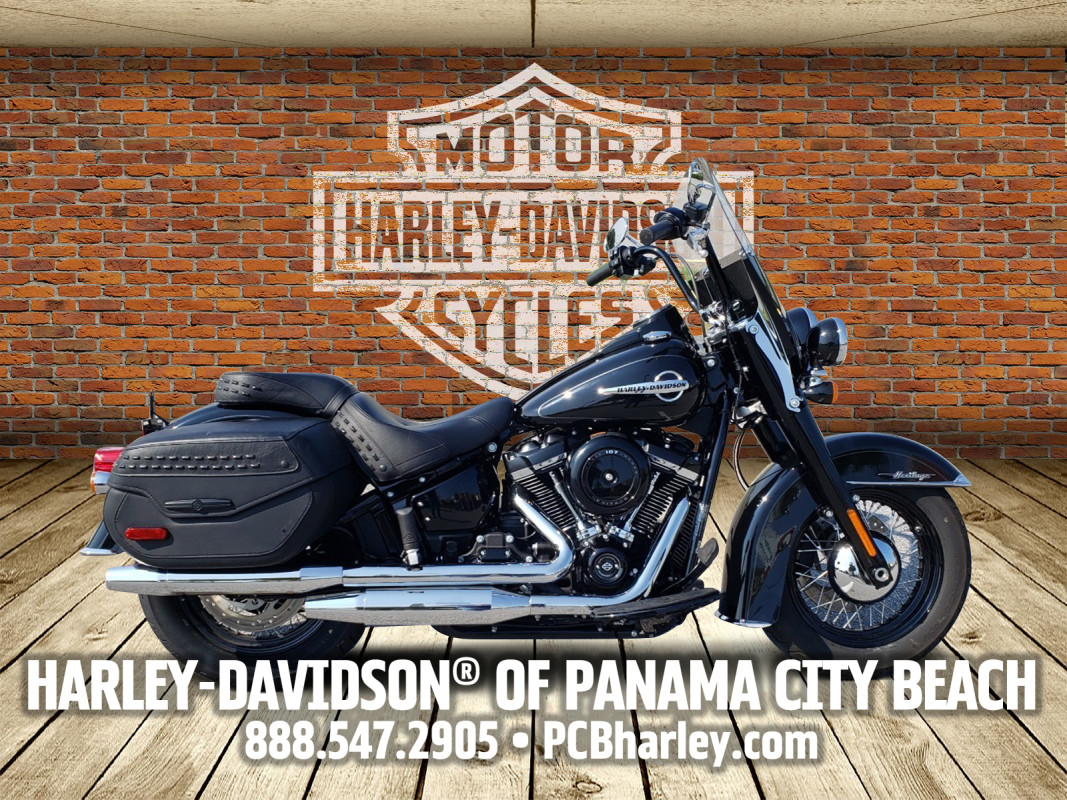 2019 Harley-Davidson<sup>®</sup> Heritage Classic 107