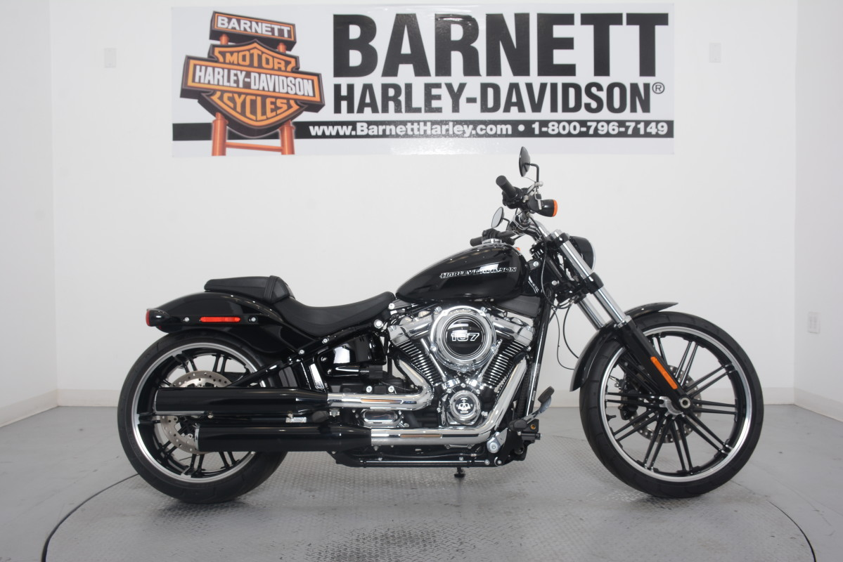 2019 Harley-Davidson<sup>®</sup> FXBR Breakout<sup>®</sup> 107