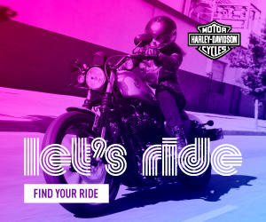 You're Invited to the Let's Ride Challenge