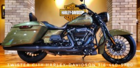2018 Harley-Davidson® Road King® Special : FLHRXS for sale near Wichita, KS thumb 2