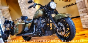 2018 Harley-Davidson® Road King® Special : FLHRXS for sale near Wichita, KS thumb 1