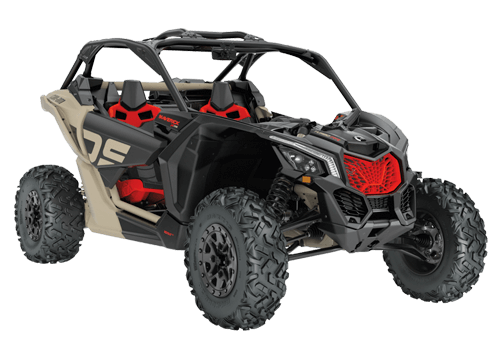 2021 Maverick X3 X ds Turbo RR thumbnail