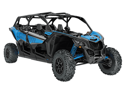 2021 Maverick X3 Max DS Turbo R thumbnail