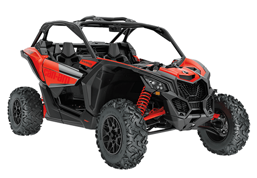 2021 Maverick X3 DS Turbo R thumbnail