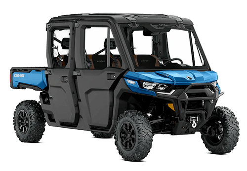 2021 Defender Max Limited thumbnail
