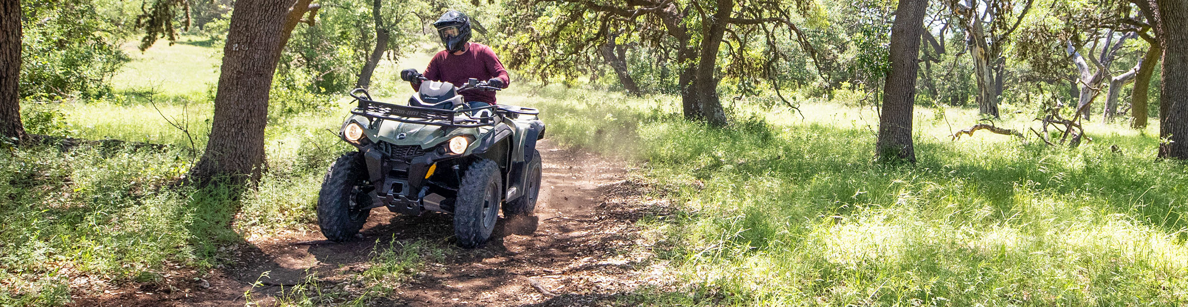 2021 Can-Am all-terrain vehicles