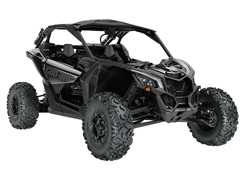 Maverick X3 X RS Turbo RR with Smart-Shox