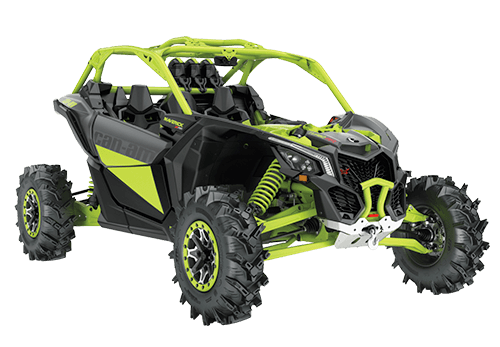 2021 Maverick X3 X MR Turbo RR