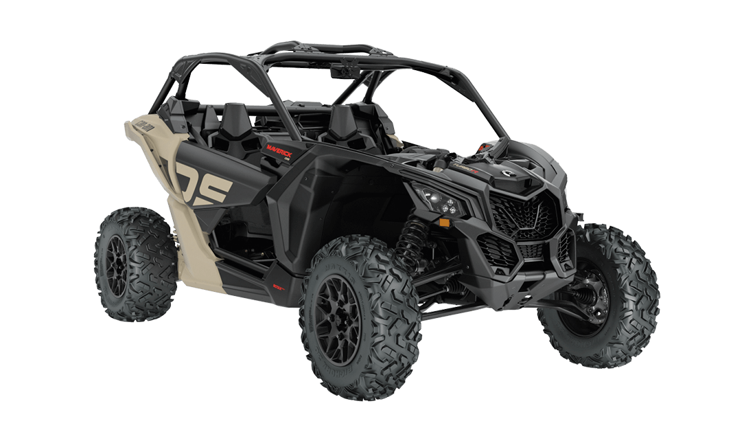 Maverick X3 DS Turbo