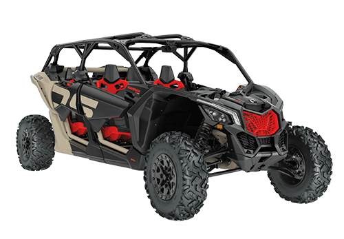 2021 Maverick X3 Max X DS Turbo RR