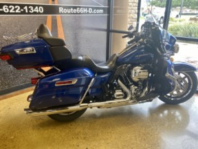 Superior Blue 2015 Harley-Davidson® Ultra Limited Low FLHTKL thumb 1