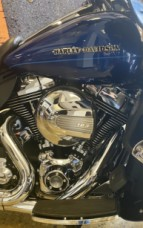 Superior Blue 2015 Harley-Davidson® Ultra Limited Low FLHTKL thumb 2