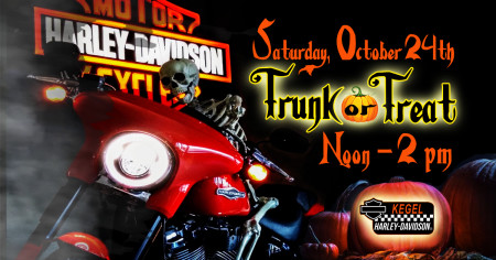 Kegel H-D Trunk or Treat