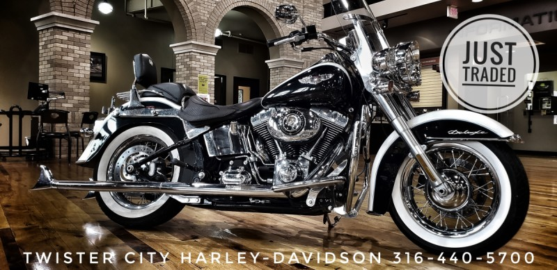 2013 Harley-Davidson® Softail® Deluxe : FLSTN103 for sale near Wichita, KS