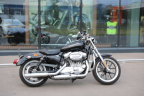 Sportster Super Low XL883L 2015 год thumb 3