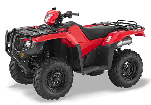 2021 Fourtrax Foreman Rubicon 4x4 Automatic DCT