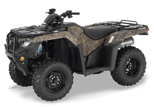 2021 Fourtrax Rancher 4x4