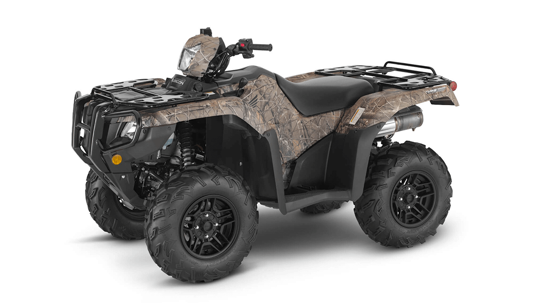 2021 Fourtrax Foreman Rubicon 4x4 Automatic DCT EPS Deluxe