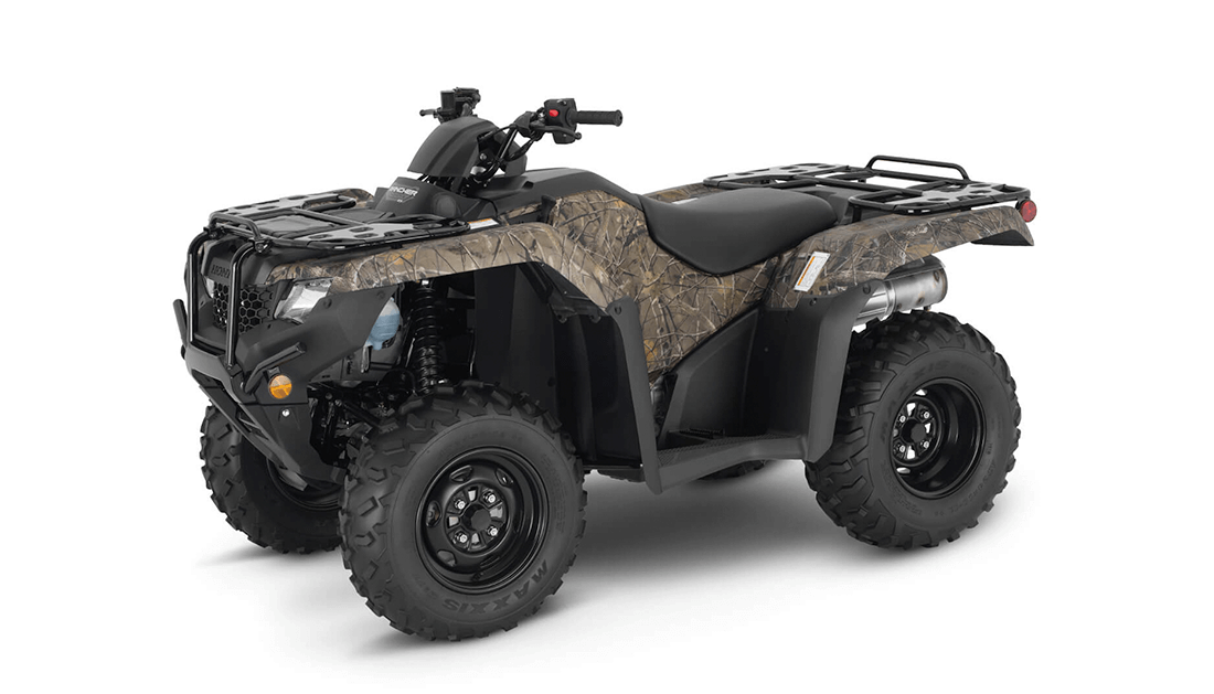 2021 Fourtrax Rancher 4x4 EPS