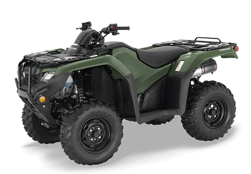 2021 Fourtrax Rancher 4x4 Automatic DCT IRS