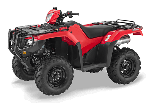2021 Fourtrax Rancher