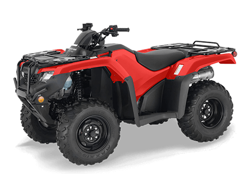 2021 Fourtrax Rancher 4x4 ES