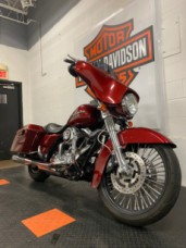 2009 HARLEY-DAVIDSON TOURING STREET GLIDE FLHX thumb 3