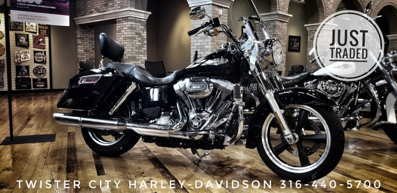 2016 Harley-Davidson® Switchback™ : FLD103 for sale near Wichita, KS