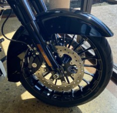 Black 2019 Harley-Davidson® Street Glide® Special FLHXS thumb 3