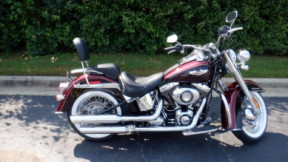 2015 Harley-Davidson® Softail® Deluxe thumb 0