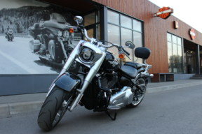 2019 Harley-Davidson® Fat Boy® thumb 2