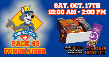 Cub Scouts Pack 43 Fundraiser