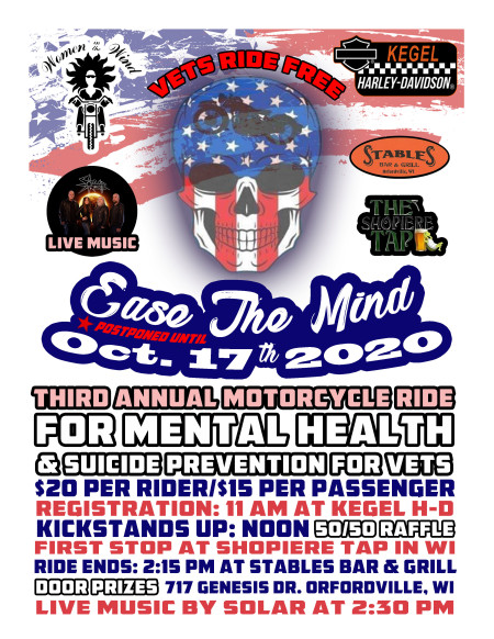 Third Annual Ease The Mind Ride